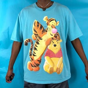 vintage Disney 90's  Winnie the Pooh and tiger